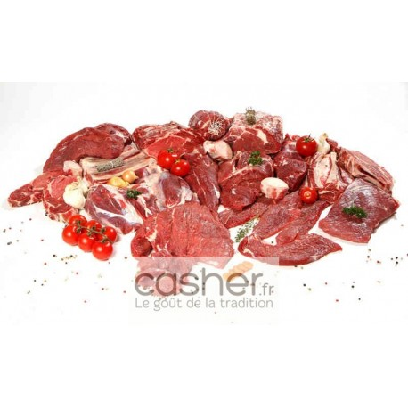 Mixed Beef - 10 kg